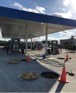 Walmart Fuel Station - Mascott Equipment Co